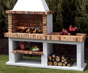 Multas por incendio en caso de hacer fuego o barbacoa en for Fotos de barbacoas de obra para jardin